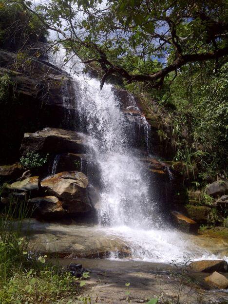 Chang Kian Waterfall