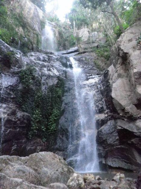 Dtat Mook Waterfall
