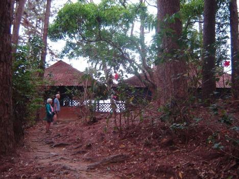 Khun Tan cabins