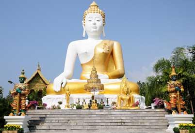 Wat PhranThat Doi Kham