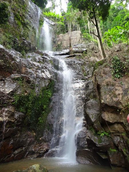 Dtaat Mook Waterfall.