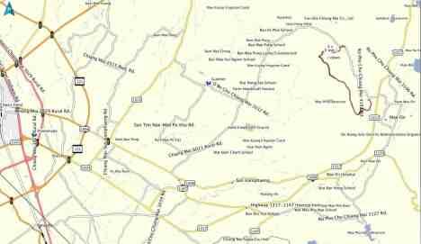 Map 2 Promenada 1317 to SKP