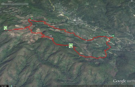 Sunday hike25 October 2015