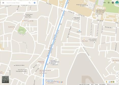 121 meet map