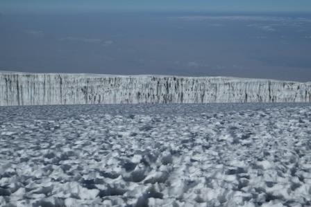 Rebmann Glacier - Day 7