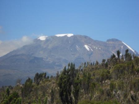 Kili glimpse - Day 2