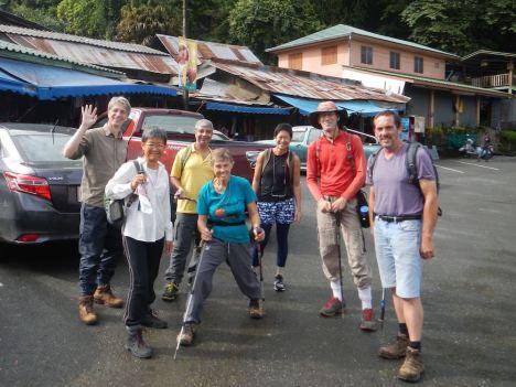 The group, minus photographer Bob K.